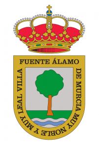 Escudo Oficial de Fuente Álamo de Murcia, Muy Noble y Muy Leal Villa